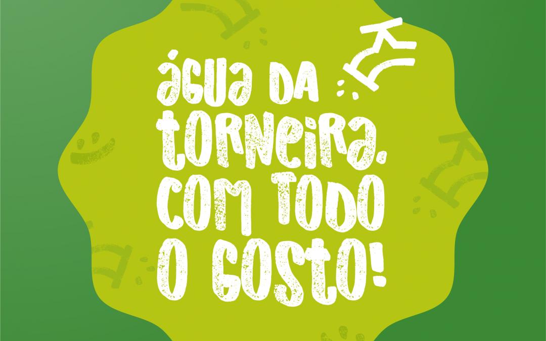 """SMAS de Leiria – """"Água da Torneira, com Todo o Gosto!"""""""