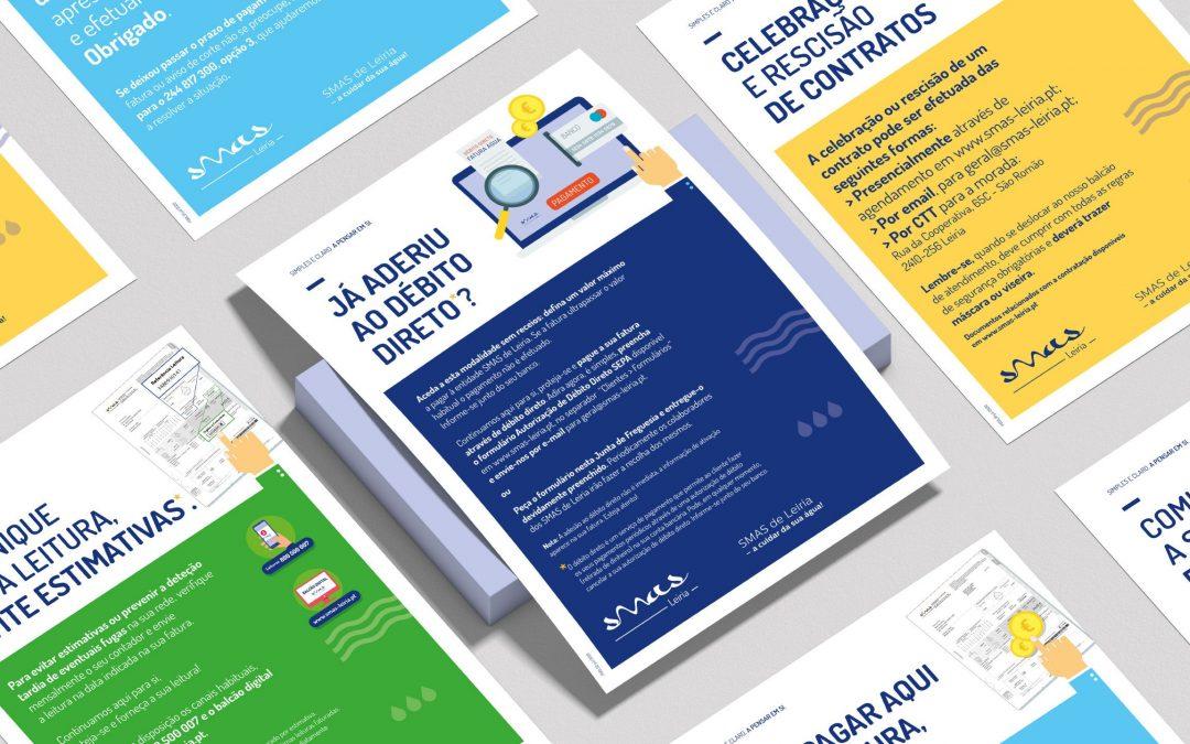 SMAS de Leiria – Comunicação Institucional