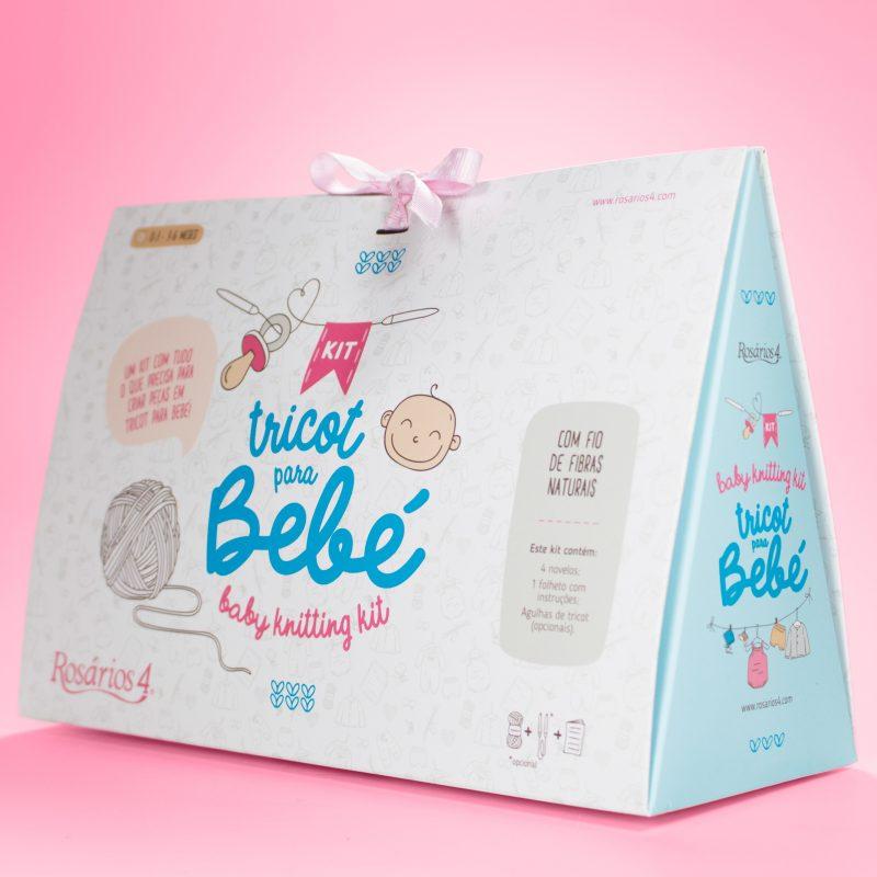 Baby Knitting Kit – Rosários4